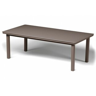 Marine Grade Polymer Rectangular Dining Table