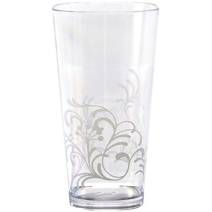 Cherish 19 oz. Acrylic Drinking Glass