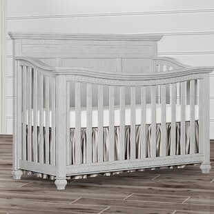 Madison 5-in-1 Convertible Crib by Evolur