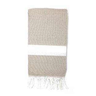 Pestemal Turkish 100% Cotton Beach Towel