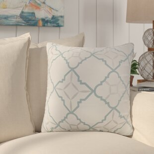 Agathe Printed Cotton Throw Pillow (Set of 2)