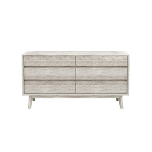 Britton 6 Drawer Double Dresser
