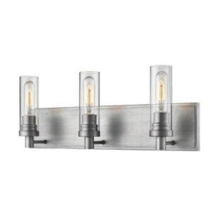 Elbridge 3-Light Vanity Light By Breakwater Bay Wall Lights