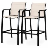 Aalieyah Bar Stool (Set of 2) by Red Barrel Studio®