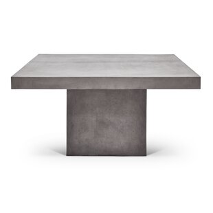 Barnish Una Dining Table by Gracie Oaks
