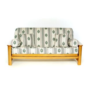 Alamo Box Cushion Futon Slipcover