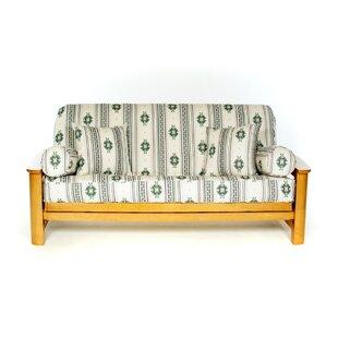 Alamo Box Cushion Futon Slipcover