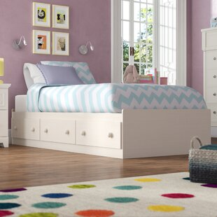 Barra Mate's & Captain's Bed with Drawers by Harriet Bee