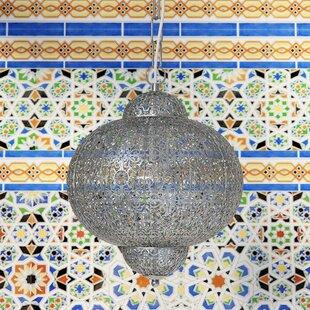 moroccan pendant lighting wayfair co uk