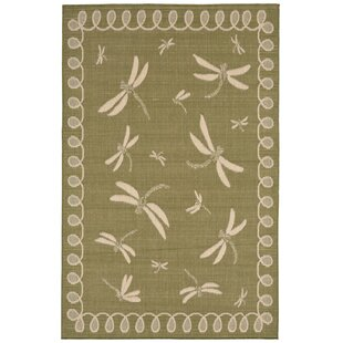 Clatterbuck Green Indoor/Outdoor Area Rug