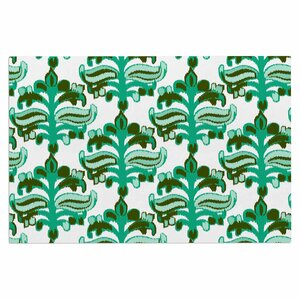 Amy Reber Chelier Ikat Doormat
