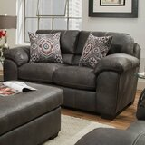 Ace 70 Pillow top Arm Loveseat by Chelsea Home