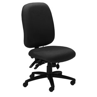 Reviews Performance Desk Chair By Mayline Group