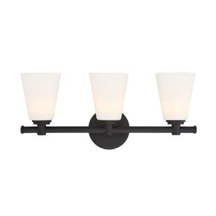 Top Reviews Parker 3-Light Vanity Light By Designers Fountain