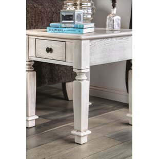 Cotton End Table