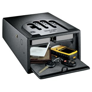 Mini Vault Gun Safe by GunVault