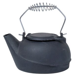 Open Hearth Kettle Humidifier Fireplace Tool By Symple Stuff