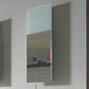 Starck S1 Modern  Contemporary Lighted Bathroom  Vanity Mirror