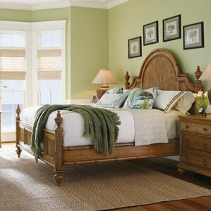 Beach House Panel Bed by Tommy Bahama Home
