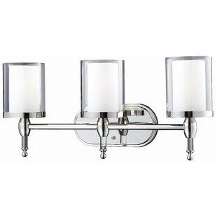 Kirsch 3-Light Vanity Light