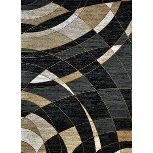 Mulcahy Black Area Rug ByEbern Designs