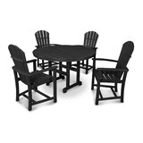 Palm Coast 4 Piece Dining Set