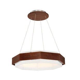 Modern Forms Koolhaus 1-Light LED Novelty Chandelier