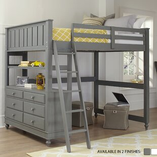 Weatherspoon Twin Loft Bed by