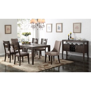 Gracie Oaks Mccauley Casual Dining Table