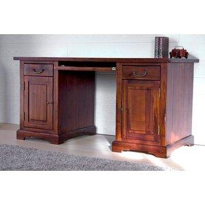 Schreibtisch Siena mit Türen und Schubladen von..