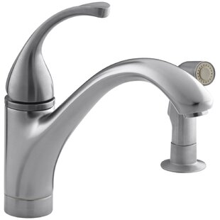 Kohler Forté 2-Hole Kitchen Sink Faucet with 9-1/16