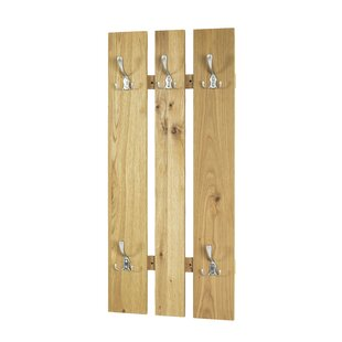 Danley Wall Mounted Coat Rack By Brayden Studio