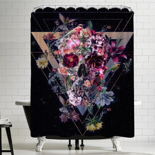 Best Price Ali Gulec New Skull S6 V Shower Curtain By East Urban Home
