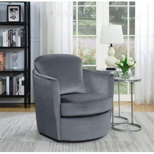Nimmons Swivel Armchair