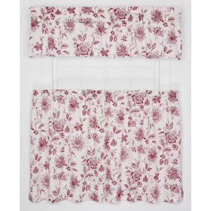 Hawthorn Floral Print Tailored Curtain 70