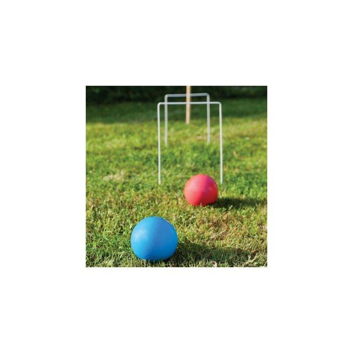 Kole Imports Wooden Croquet Game Set