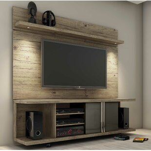 Buzzard Floating Wall TV Stand for TVs up to 60