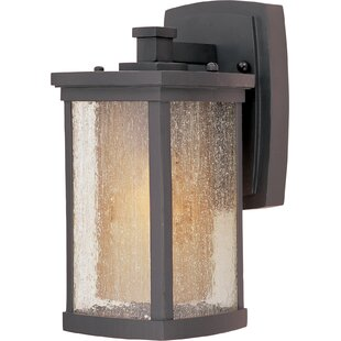 Top Brands of Glencourt Outdoor Wall Lantern By Beachcrest Home