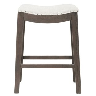 Ophelia & Co. Duncombe Elevated Upholstered 27