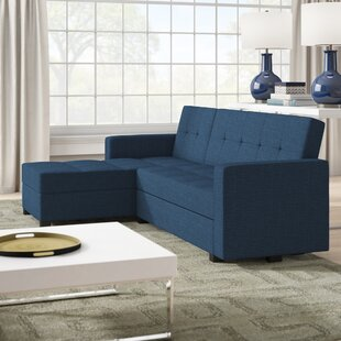 Mercury Row Danos Sleeper Sectional