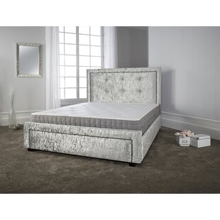 Tristin Upholstered Bed Frame By Willa Arlo Interiors