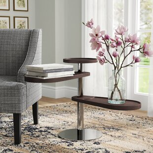 Reviews Belafonte End Table by Wade Logan