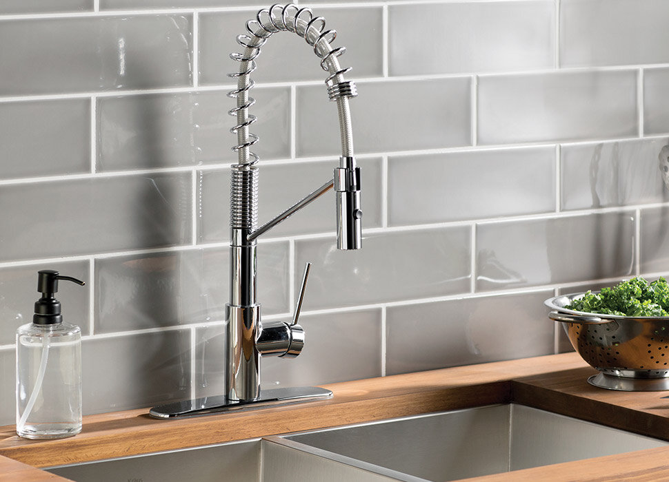 Buying A Kitchen Faucet Here S Exactly What To Measure Wayfair