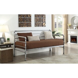 Scroggins Transitional Metal Daybed