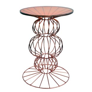 Etoile End Table by Bungalow R..