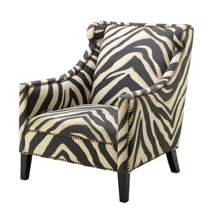 Compare Jenner Wingback Chair by Eichholtz