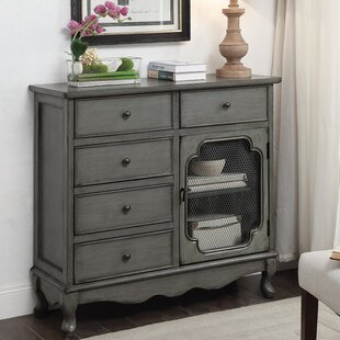 Beckley Modish 5 Door Accent Cabinet by Gracie Oaks