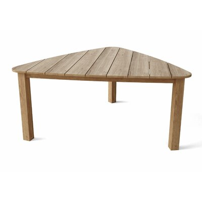 Anakin Teak Dining Table by Rosecliff Heights Reviews
