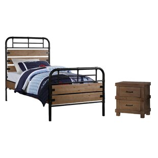 Rech Twin Panel Configurable Bedroom Set