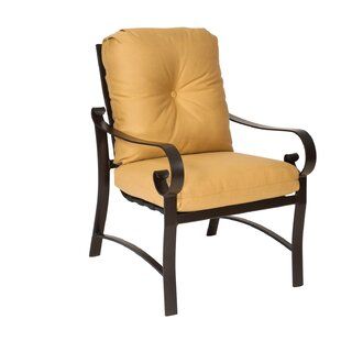 Belden Patio Dining Chair by Woodard #1